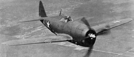 The North American P-47 Thunderbolt was the heaviest fighter plane in World War II and one of the most durable. It was particularly effective as an air-ground support aircraft.