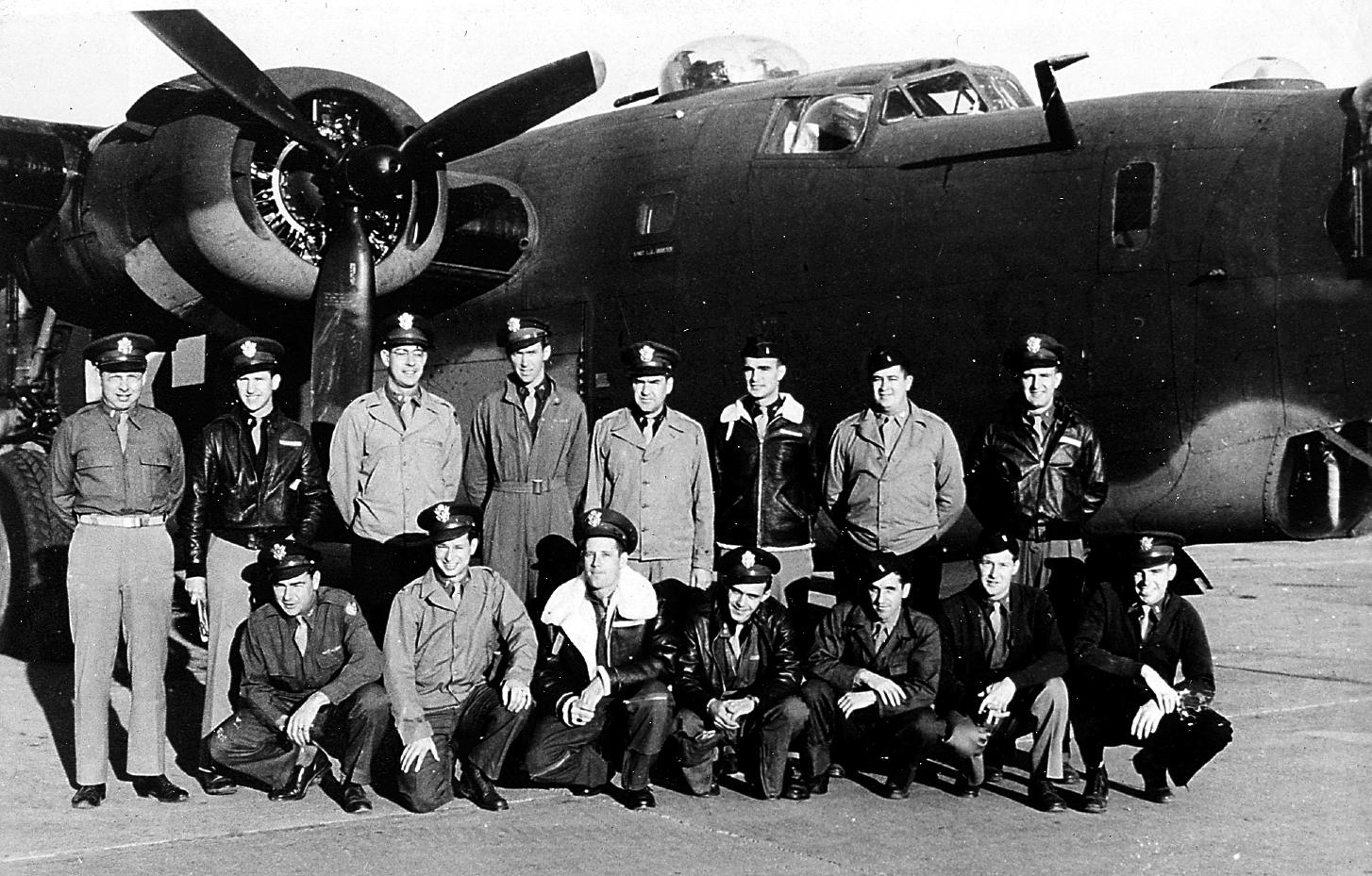 He Flew With Jimmy Stewart In Ww Ii War Tales