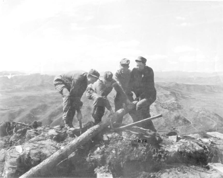 Battle of Pork Chop Hill   War Tales