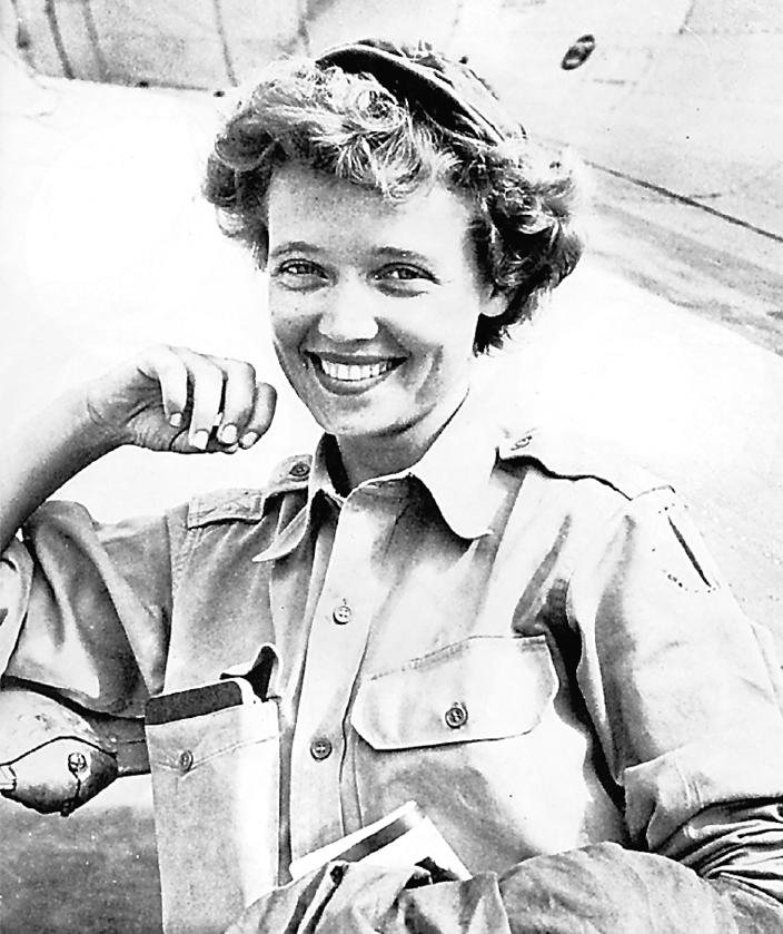 Marguerite Higgins, a New York Herald Tribune reporter-photographer, was the one who took Repko's picture that appeared on the cover of Life.