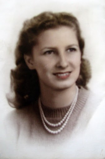 Carpenter kept this picture of Jean, his wife of 65 years, ... - miles-carpenter-locker