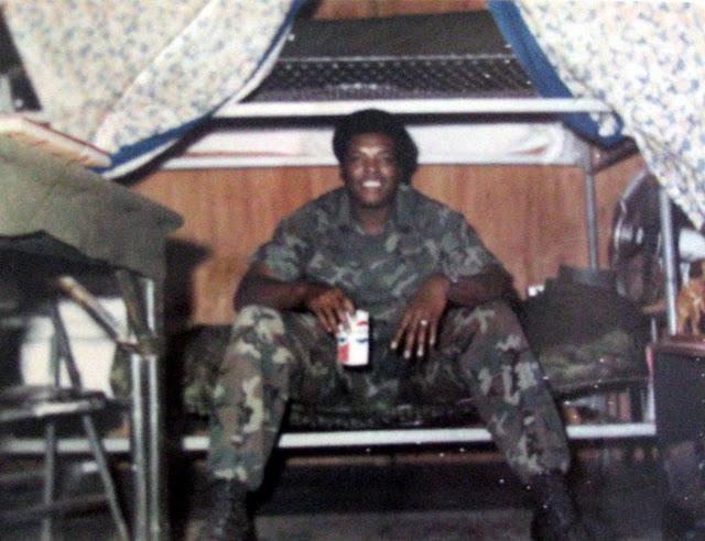 Joe taylor black marine served 3 tours in vietnam with 4th marine