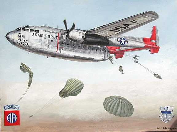 Army Airborne Paintings