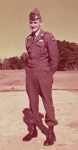He Was A Peacetime Warrior In The 82nd Airborne In 1955