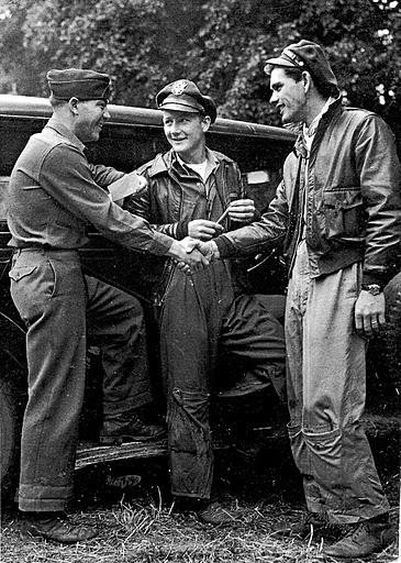 His P 51 Was Shot Down Over Germany Jack Miller Spent 9