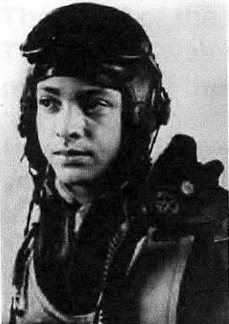 2nd Lt. George Hardy is shown in his flight garb graduation picture from Tuskegee September 1944. Photo provided