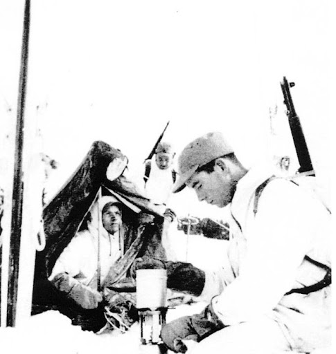 Port Charlotte, Fla  man was a 10th Mountain Division sniper in