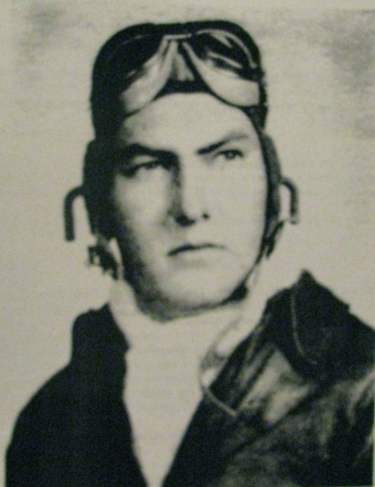 """Guice Johnson graduated from the Aviation Cadet Program during World War II. He was a bombardier flying raids over Japan in a B-29 """"Superfortress."""" Photo provided"""