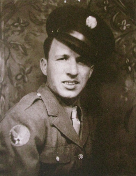 Second Lt. Jaworek was a jaunty devil, shown here about the time he graduated from advance flight training at Bennett Field, Ga., before flig to the war front in Europe to providetactical air support for Gen. George Patton's 3rd Army. Photo provided