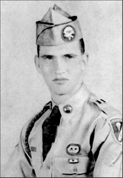 John Schoell of Port Charlotte, Fla. was 17 when he signed up with the 187th Airborne Regimental Combat Team in 1950. He made two combat jumps during the Korean War. Photo provided
