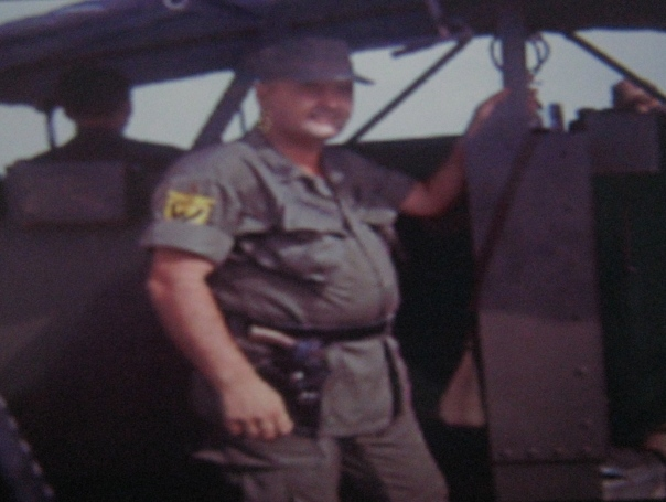 "Charles made more than 300 combat tours as a ""Brown Water Sailor""  up the rivers and canals of Vietnam searching for the enemy. He was a member of US River Division 593. Photo provided"
