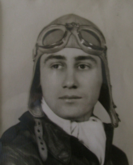 This was 2nd Lt. Virgili shortly after he graduated from Aviation Cadet Training. Photo provided