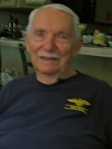 This is Thomas today at 82 at his home near Arcadia. Sun photo by Don Moore