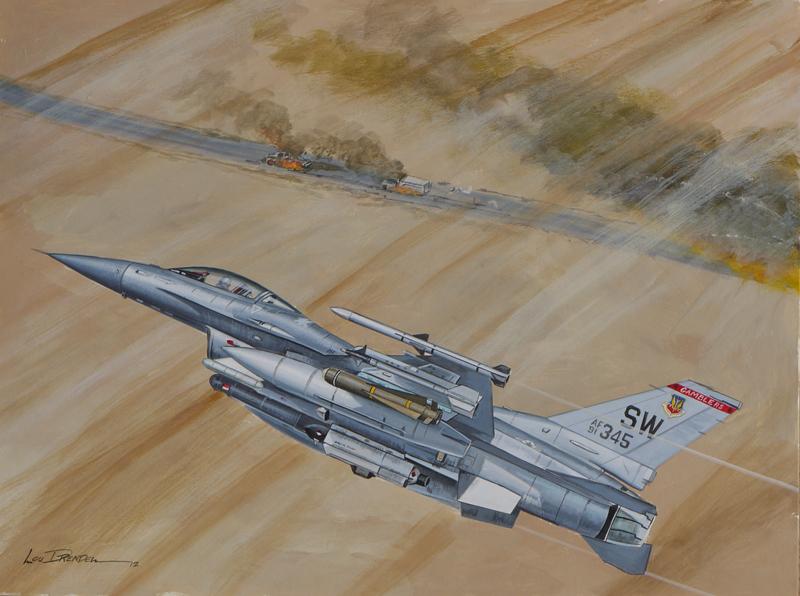 """F-16 """"Falcon"""""""