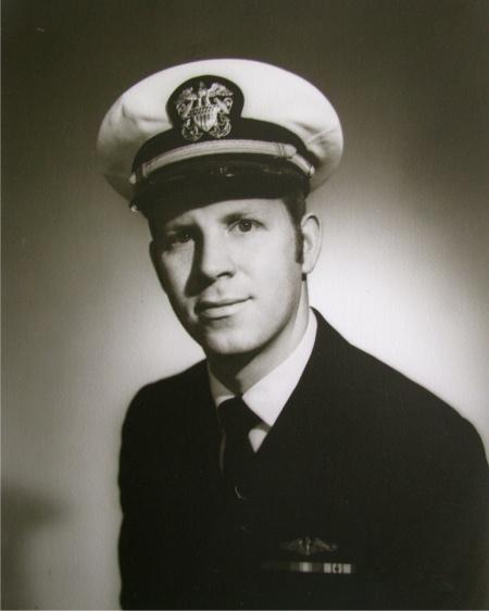 Dundas was a Lieutenant j.g. in 1971.