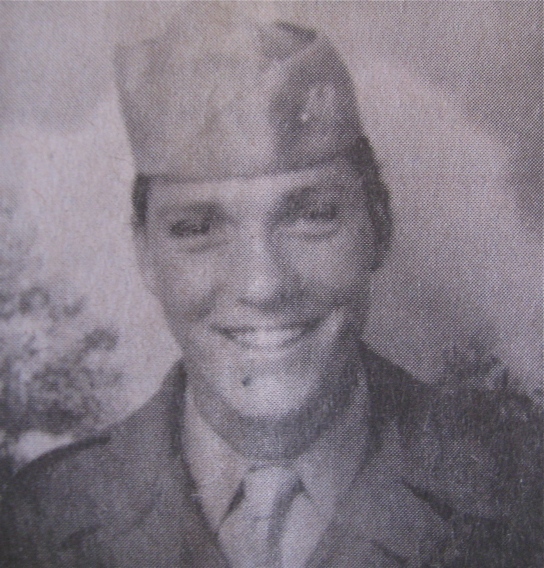 Ed Deluka was an 18-year old from Worcester, Mass. when this picture was taken back in the States shortly after he was drafted into the Army in 1944. Photo provided