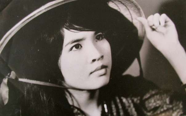 This was Ngoc-Ha when she was 18, about the time she became hostess in the officers club at Military Assistance Command Vietnam headquarters in Ca Mau in 1969. Photo provided