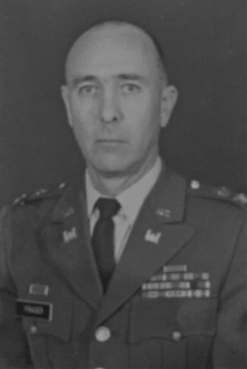 He was a full colonel near the completion of his 27-year career in the U.S. Army in 1972. He was commander of the 35th Engineering Construction Group at Fort Bragg, N.C. Photo provided