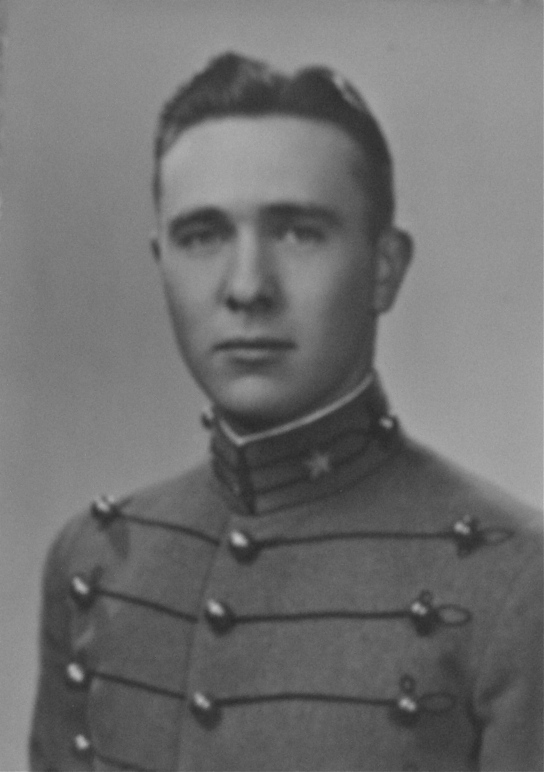 This was Jim Fraser as a cadet at West Point about the time he graduated in 1947 from the United States Military Academy. Photo provided