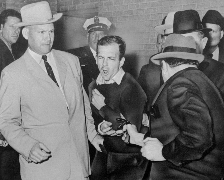 FBI agent James Hosty said Jack Ruby shot Lee Oswald because Ruby was a Kennedy supporter. Oswald walked by him while being transferred from the Dallas jail with a smirk on his face - that was too much for Ruby.