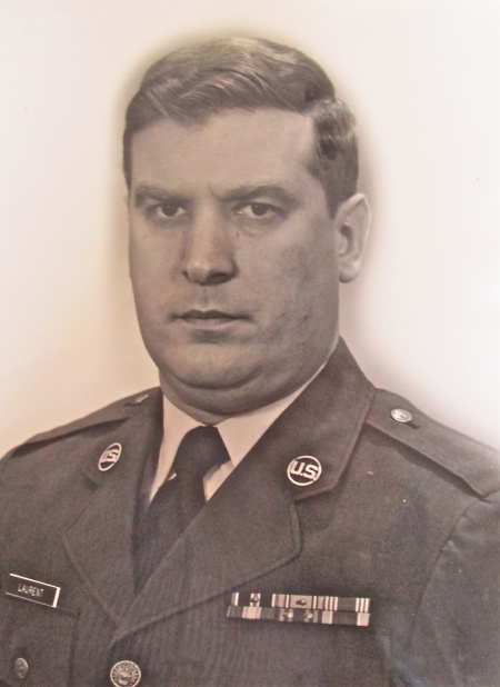 "U. S. Air Force Sgt. Jim Laurent was a pioneer in electro-magnetic spying on the Soviet Union during the ""Cold War. Photo provided"