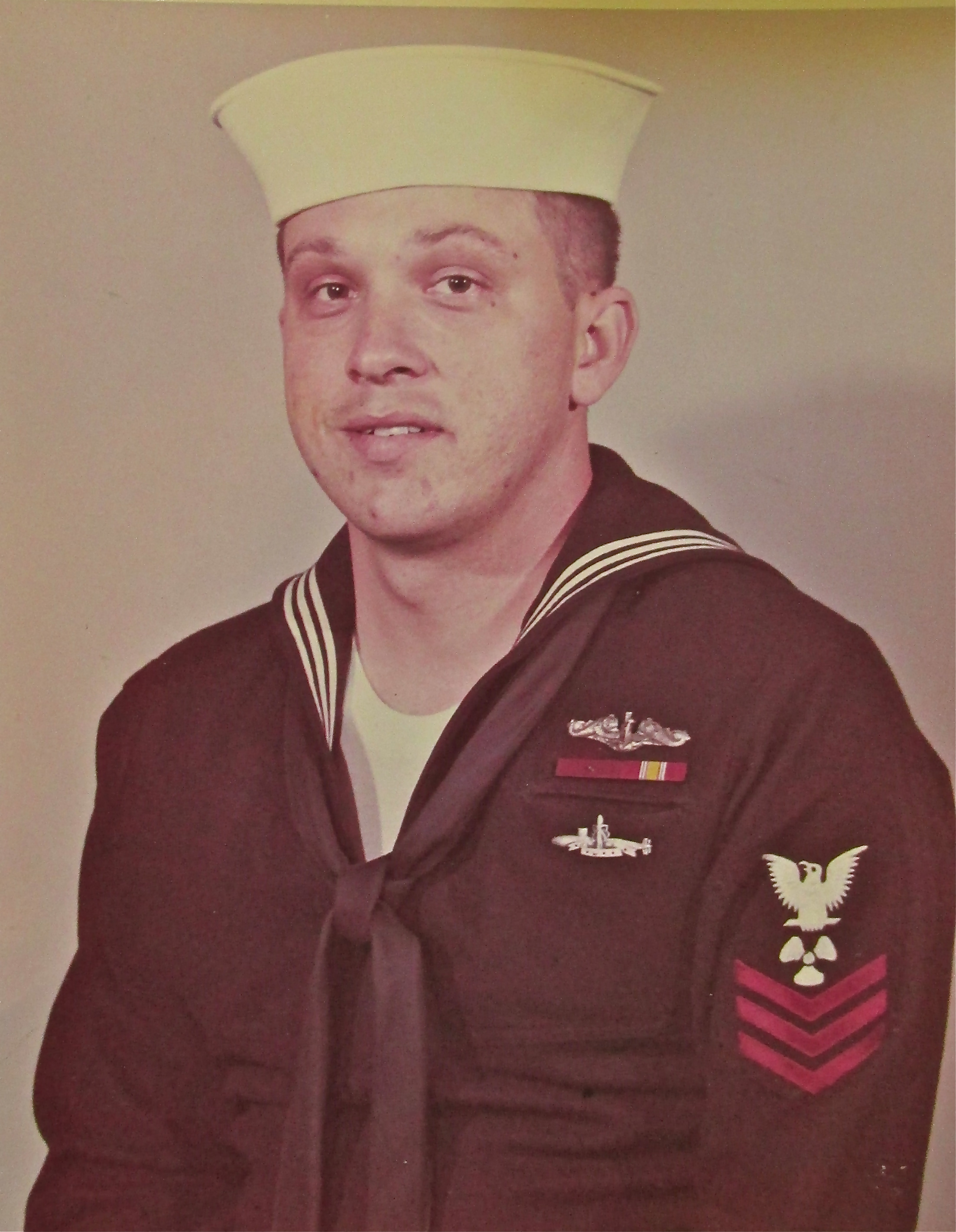 Jim Manning Served Aboard The Uss Sea Devil One Of The