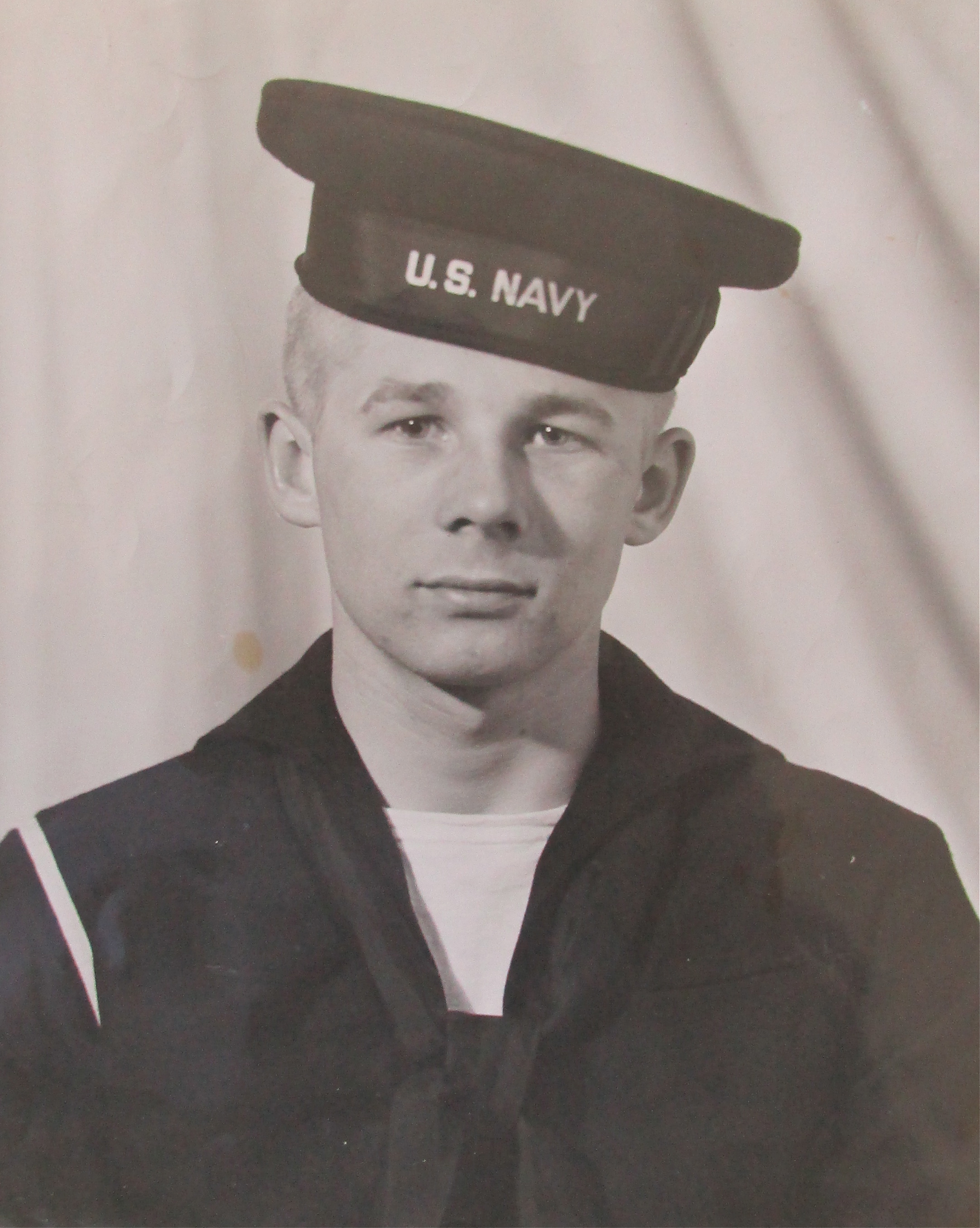 Boatswain's-mate Clarence Moore of Englewood towed 'Nimitz's