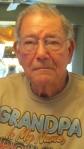 Logsdon today at 82 at his Rotonda home. Sun photo by Don Moore