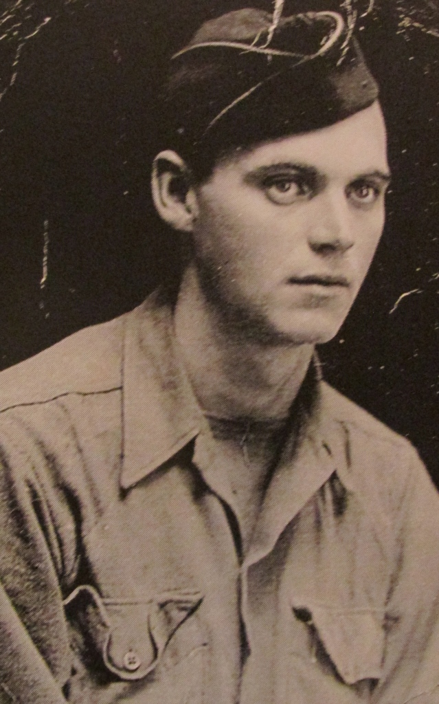 Chet Jollay was a member of the 34th Infantry Division that saw action in North Africa fighting against German Gen. Erwin Rommel and Italy against Gen. Albert Kesselring's Axis troops. Photo provided