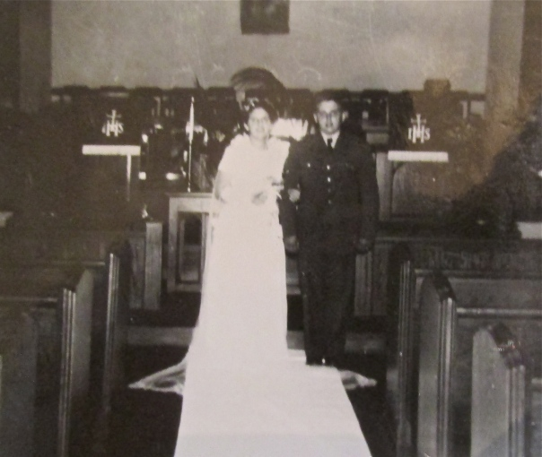 Pfc. Tommy Hammond and Jewel were married on Sept. 26, 1952 in Flint, Mich. He was 17 and she was 18. Photo provided