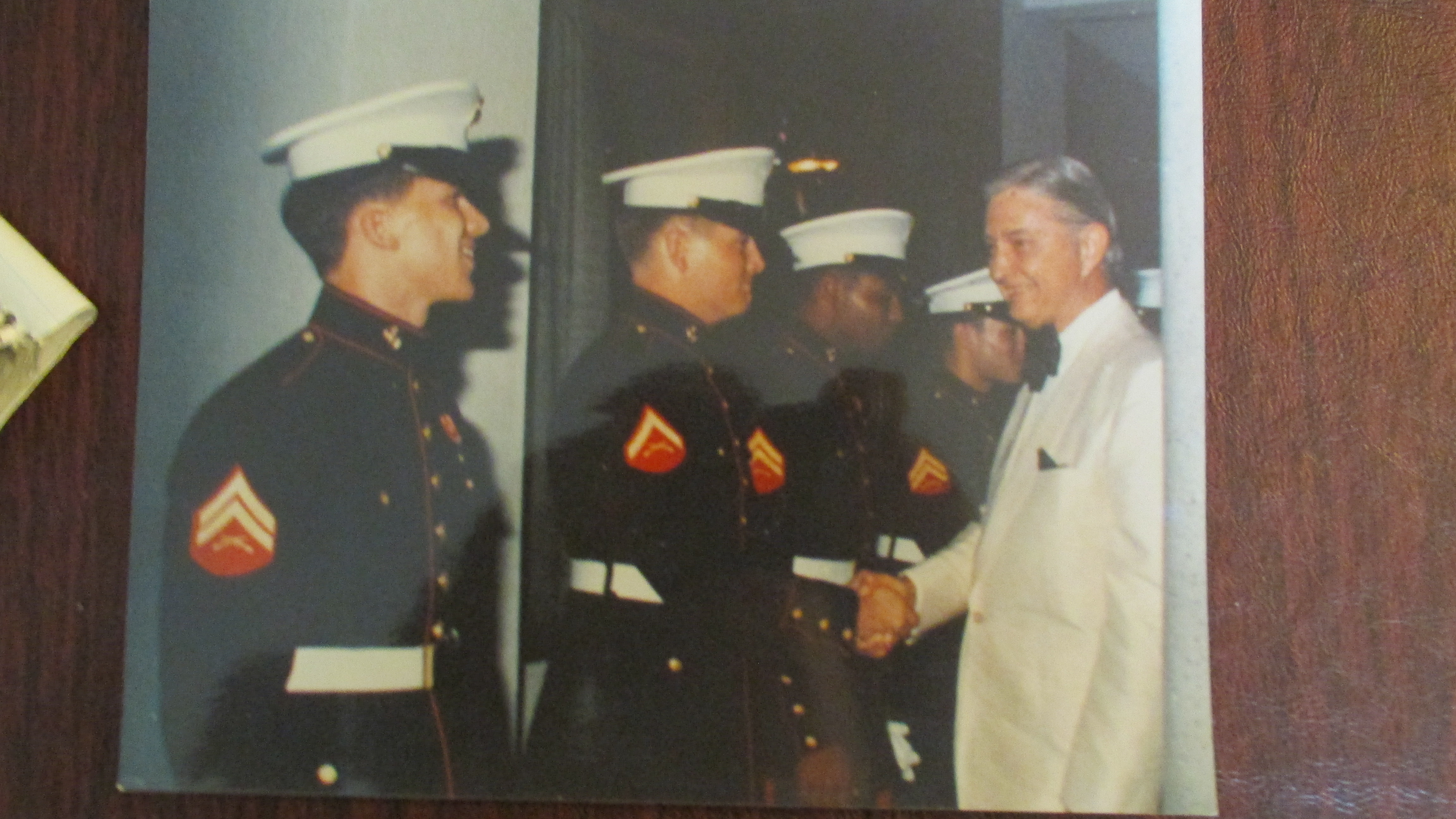 Marine Randy Smith makes trip to Ho Chi Minh City for Corps