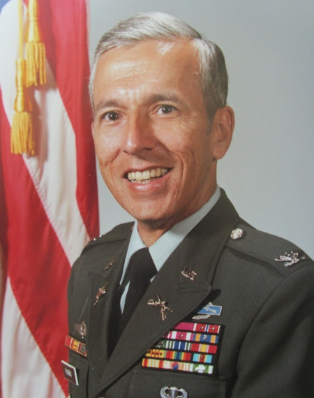 Dominic Ruggerio retired in 1990 as a full colonel in the Army with 30 years of service. He saw action in Vietnam and Germany and served in a variety of important posts in the U.S. during his military career. Photo provided