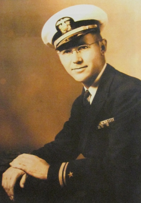 McClendon was an engineer aboard the destroyer USS Jenks that captured the German submarine U-505 off the coast of Africa. Photo provided