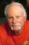 Morgan today at 65 at his Port Charlotte home. Sun photo by Don Moore