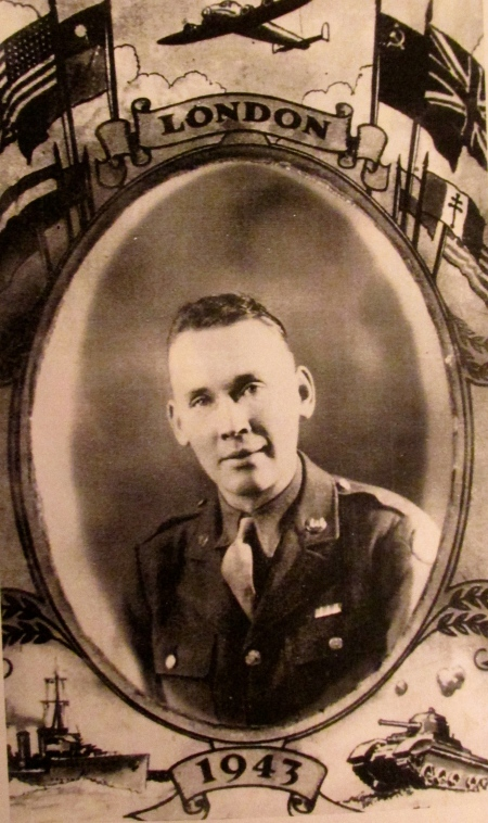 This was Roland Hardt of El Jobean, shortly after graduating from boot camp in 1943. He served with Gen. George Patton's 3rd Army in Europe during World War II. Photo provided