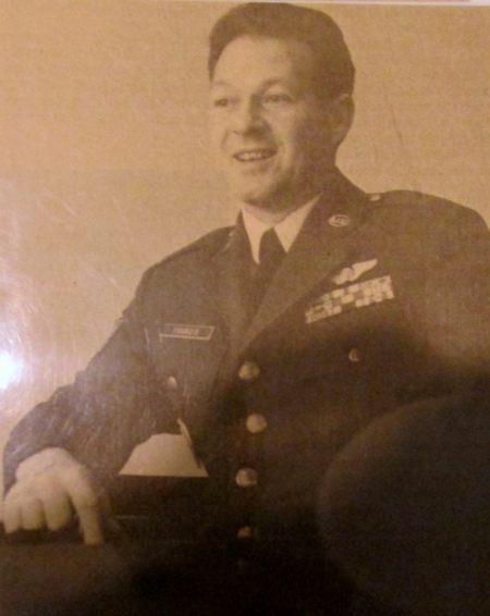 "This was Herb Francis of Punta Gorda when he served as a sergeant in the Air Force's Security Service during the ""Cold War"" of the 1960s and '70s. Photo provided"
