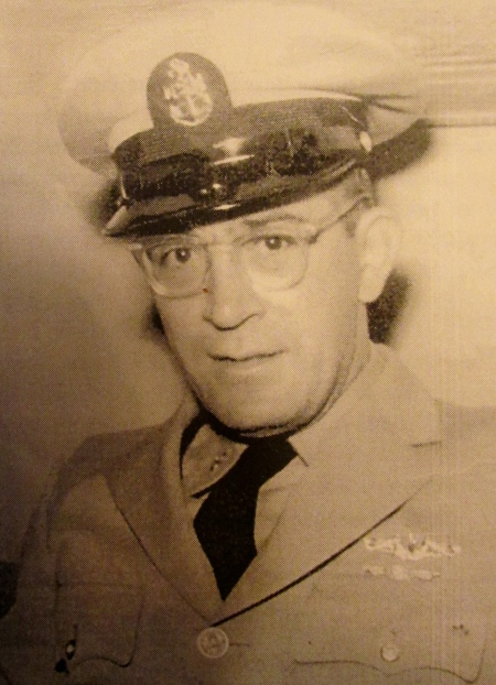 Petty Officer James McDaniel began his submarine career in WWII and continued serving on submarines during much of the Cold War. Photo provided