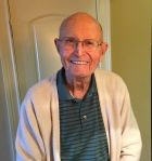 On Aug. 19 Vic Morman will celebrate his 100th Birthday. A family gathering is planned at Lexington Manor Assisted Living facility in Port Charlotte. Photo provided