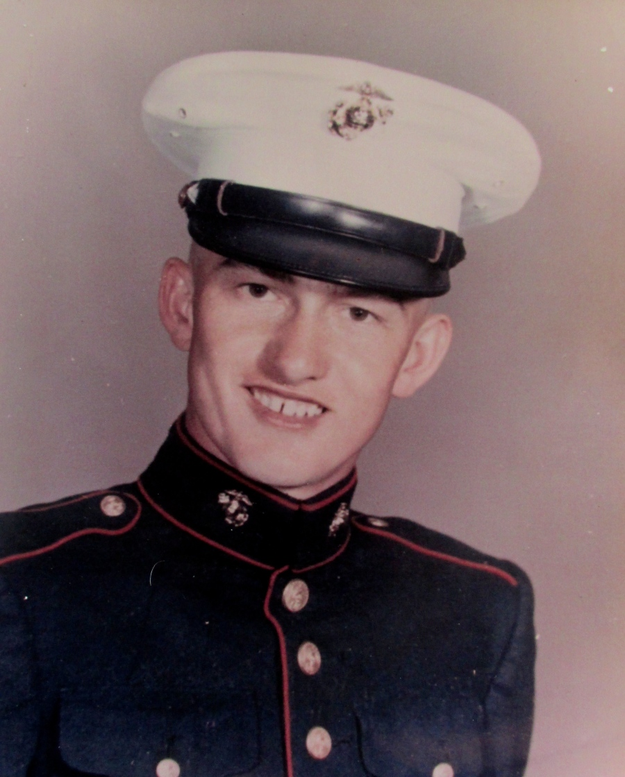 Wayne King's Marine Corps Company Was Surrounded By Enemy