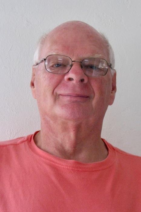 Doug Nichols today at 69. Sun photo by Don Moore