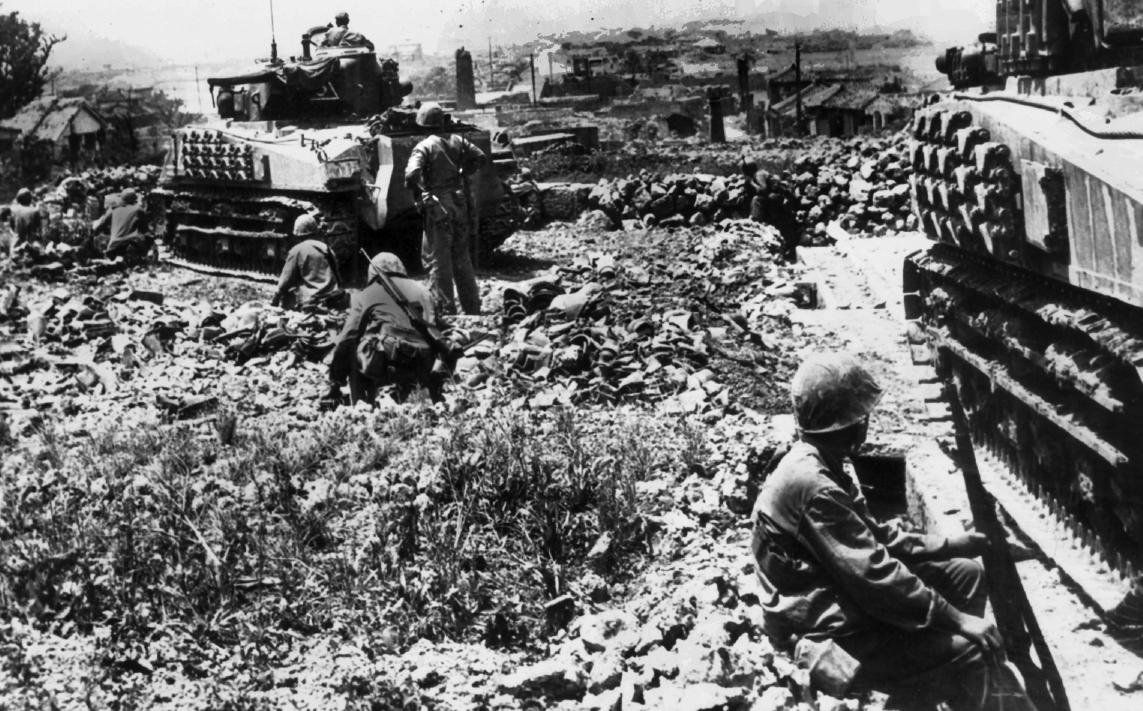 Harold Tayler – Marine at Okinawa | War Tales