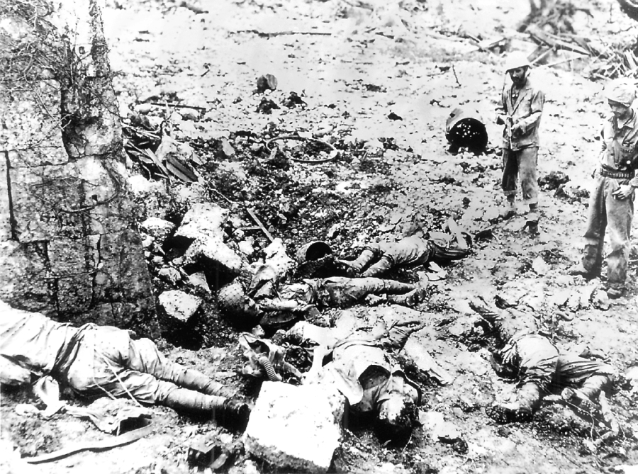 6th Marine Division on Okinawa